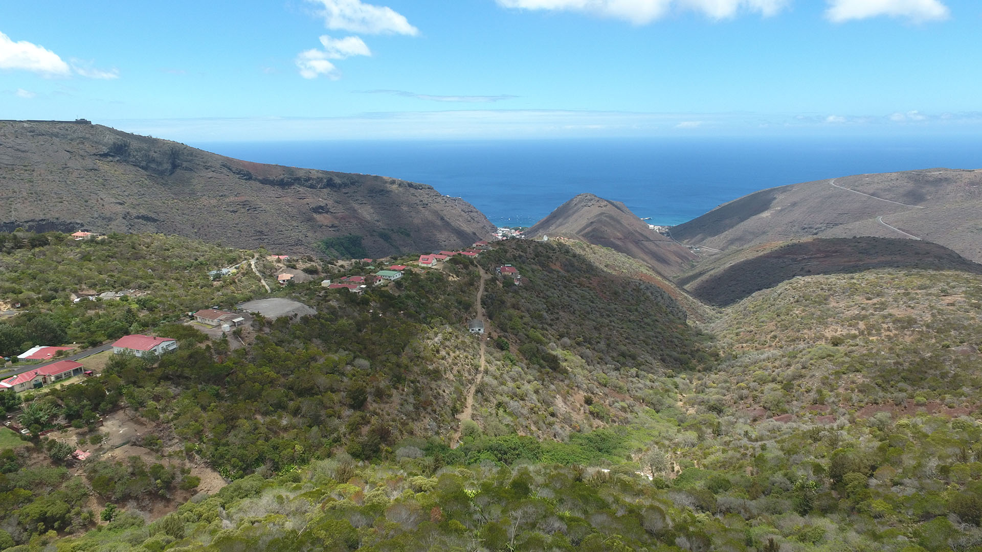 sea-view St Helena